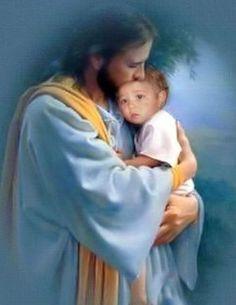 Jesus Jesus And Child