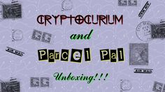 Cryptocurium Magnets And Parcel Pal Unboxing