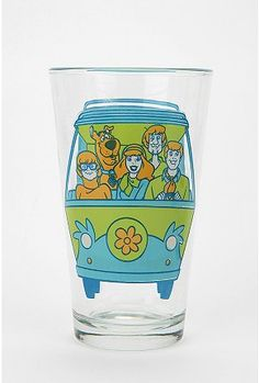 Scooby Doo glasses. We have these. I don't let the children use them. ;)