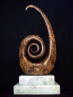 """Super Massive Black Hole"" by CAC MemberJasonNelson(@stonesculptor)"