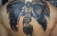 Los Mejores Tatuajes de Angeles
