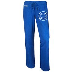 Chicago Cubs Women's Retreat Pant by Concepts Sport
