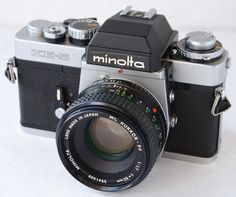 Minolta XE 5