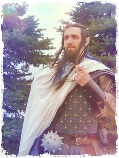 Photo originale de Terre de Perdition. #elfe #beard #barbe