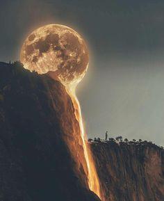 Moon - Lava