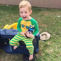 Son of a Hero is a little hero himself!  Read about this inspirational story-it will hit you straight at the heart!  God bless him!