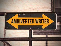 I got: Ambiverted Writer!