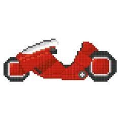 7 Meilleures Images Du Tableau Pixel Art Voiture Pixel Art
