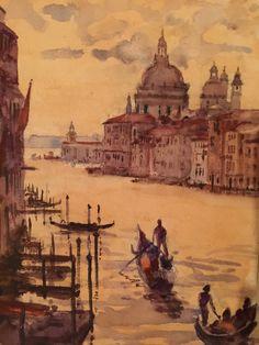 the artwork – portraits, paintings, prints and products of richard burke jones Santa Maria, Nantucket, Painters, Venice, Watercolor, Artists, History, Photos, Inspiration
