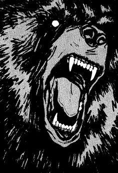 Jon T. Coleman: Here Lies Hugh Glass #art #illustration