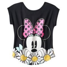 Disney's Minnie Mouse Bow back Tee - Girls 7-16