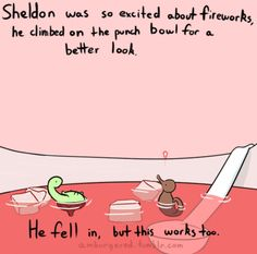 Even more Sheldon just because one special person wanted it. - Imgur