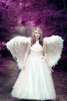 How to Make Angel Wings used for Glamour