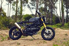 Bike EXIF is a showcase for the world's most exciting custom motorcycles, from cafe racers to bobbers to street trackers.