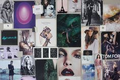 #inspiration #pinboard