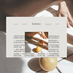 Modern web design for a graphic design studio. A sophisticated brand with neutral colors and bright visuals. Web Design Trends, Design Sites, App Design, Design Resume, Minimal Web Design, Modern Web Design, Vintage Web Design, Flat Design, Website Design Inspiration