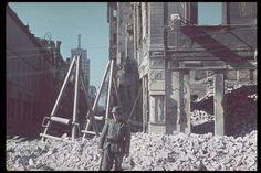 Curiosidades Históricas | Veja fotos da Polônia após a invasão alemã que deu início à 2ª Guerra Mundial, em 1939