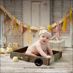 6 month photos | 1st year | Easter minis