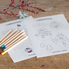 Advent download // Anna has made a few worksheets for the little ones. Remember to download your own copy of Anna's second Sunday of Advent gift.