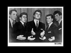 The Capris-Theres A Moon Out Tonight & My Island In She Sun