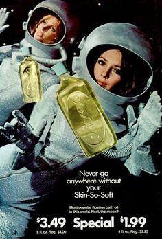 Avon advertisement, 1960's