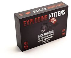 #Have and love! Exploding Kittens: NSFW Edition (Explicit Content) Exploding Kittens LLC http://www.amazon.com/dp/B010TU7LP2/ref=cm_sw_r_pi_dp_WZh3vb0MB8F3P