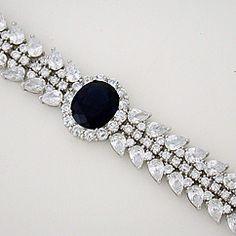 Old Hollywood CZ Bracelet :)
