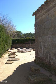 Necrópolis medieval. Sant Esteve de Canapost. Siglos IX-XII. Canapost. Girona