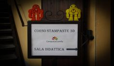 corso stampa 3d