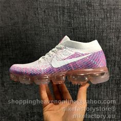 new concept 8642f 66775 2018 NIKE AIR VAPORMAX FLYKNIT 849557-100 Purple White 36-39