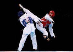 MACAM - MACAM SENI BELA DIRI: Album 1 Taekwondo Teknik