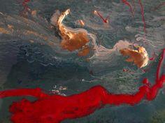 Space Image Of Planet Rain Gold by Jean-francois Suys Telescope Images, Gold Jeans, Space Images, Gold Paint, Unique Art, Planets, Rain, America, Fine Art
