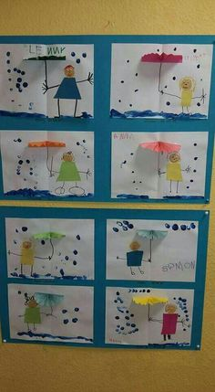 Most up-to-date Free of Charge preschool crafts weather Thoughts This web site features SO MANY Kids crafts which can be suitable for Toddler and also Tots. I believed it was time fra Water Theme Preschool, Preschool Weather, Preschool Crafts, Crafts For Kids, Children Crafts, Crafts Toddlers, Weather Crafts, Free Preschool, Kids Diy