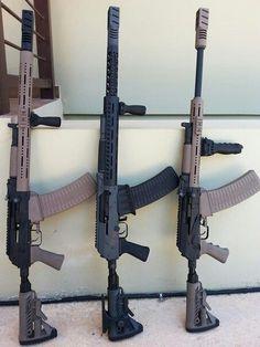 Assault Weapon, Assault Rifle, Revolver, Weapon Storage, Fire Powers, Rifles, Cool Guns, Airsoft Guns, Guns And Ammo