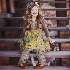 Mustard Pie Fall 15 Phase I Ankle Flairs-Sandy Crochet