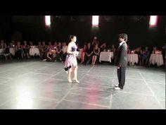 Ariadna Naveira & Fernando Sanchez - vals - Tango Malevaje Festival 2012