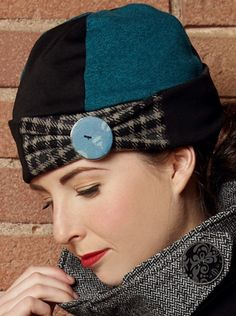 Tuque Catherine Collection Automne Hiver 2013 2014