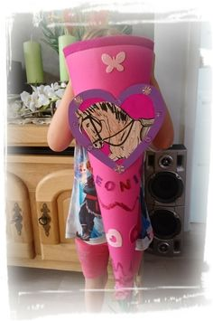 In der vergangenen Woche war im Kindergarten, Schultüten basteln angesagt ❤️ Die Kinder hatten riesen Spaß 😀