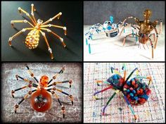 365 Spiders. From Star Wars, to clue characters, to Sponge Bob... 100s of…