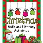 Your students will keep right on learning and reviewing through the holiday season with these math and literacy activities.  In the download you wi...
