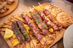O Ανθός: το νέο γκουρμέ σουβλατζίδικο στο Κουκάκι – My Review Sausage, Meat, Food, Sausages, Hoods, Meals, Hot Dog, Chinese Sausage