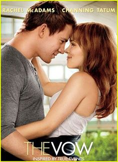 The Vow starring Rachel McAdams and Channing Tatum
