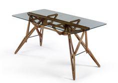 Office showroom on pinterest drafting tables desks for Wohnlandschaft justin
