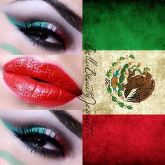 Team Mexico ⚽ Support your team...www.youniqueproducts.com/JanisMajor Younique NEW Market..MEXICO May 2015 Message me for details