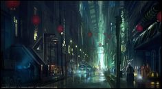 Endless Streets By Andreas Rocha