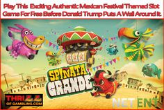 Spinata-Grande-Slot-Game Play free slot game to see why this Netent slot was voted the 2015 slot of the year at the egaming review operator Awards. http://www.thrillofgambling.com/spinata-grande-all-free-slots/