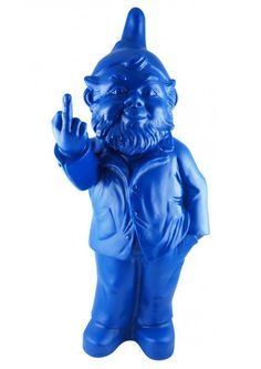 NON-CONFORMIST GNOME £50.00 Our Non-Conformist Gnome by famous artist Ottmar Hörl comes in a range of colours.