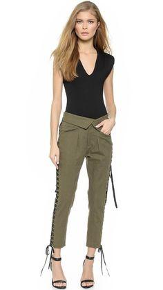 Ronny Kobo Cori Pants #Shopbop