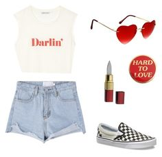 """""""Untitled #66"""" by vivi-g6 on Polyvore featuring Rebecca Minkoff and Vans"""