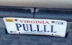 Pulll ... Seen at the Skeet Shooting Range